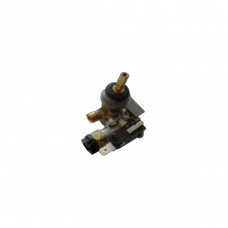 Kaasuventtiili, 6mm messinkiakseli