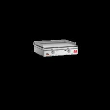 CHEF 55L Kaasugrilli - Sileä parila