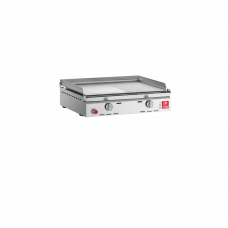 CHEF 55LR Kaasugrilli - Sileä / Uritettu parila