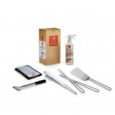 Grillausvälinesarja + Grillinpesusetti Easy